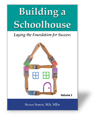 Inspiration books for teachers: Building a Schoolhouse, Volume 1